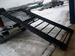 Easy load Ramp for your Snowmobile / Sled
